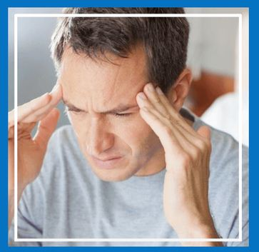 Migraine treating with chiropractic care
