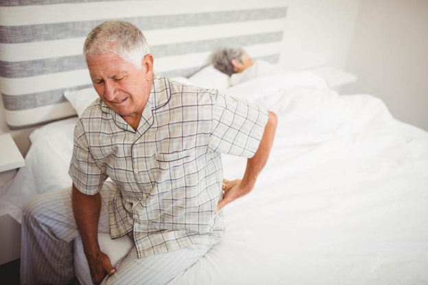 Relief from Pain for elderly