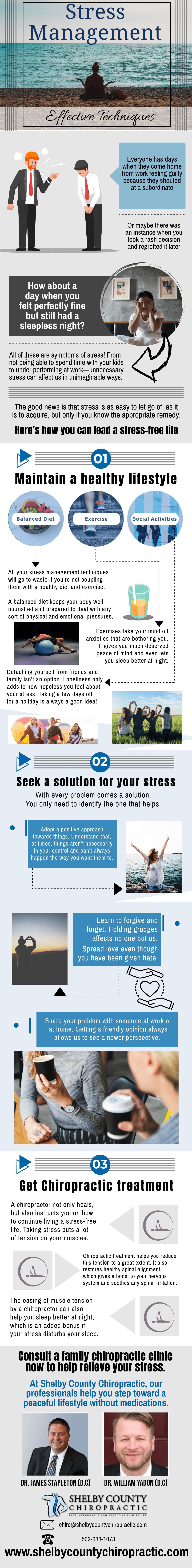 Stress Management - Effective Techniques