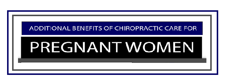 Chiropractic for pregnant women